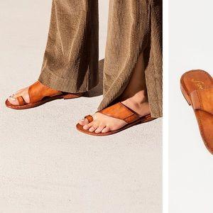 Sant Antoni Slide Size 39 NWT & box